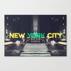 New York City 6 Canvas Print