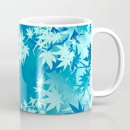 beautiful dark elf in a kimono Coffee Mug
