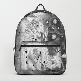 Blossom wolf: BW Backpack