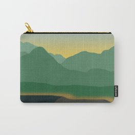 Twilight on Silverthorne Carry-All Pouch