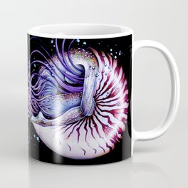 Still Nautilistening Coffee Mug