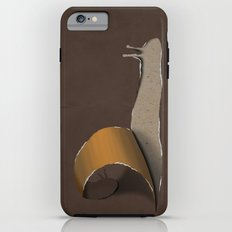 snail brown Tough Case iPhone 6 Plus