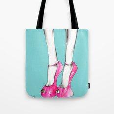 Giuseppe Zanotti Shoes Tote Bag