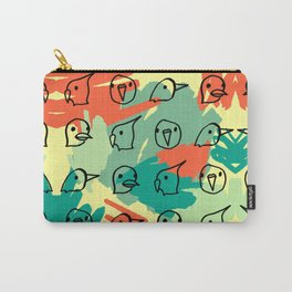 Doodlebird1 Carry-All Pouch