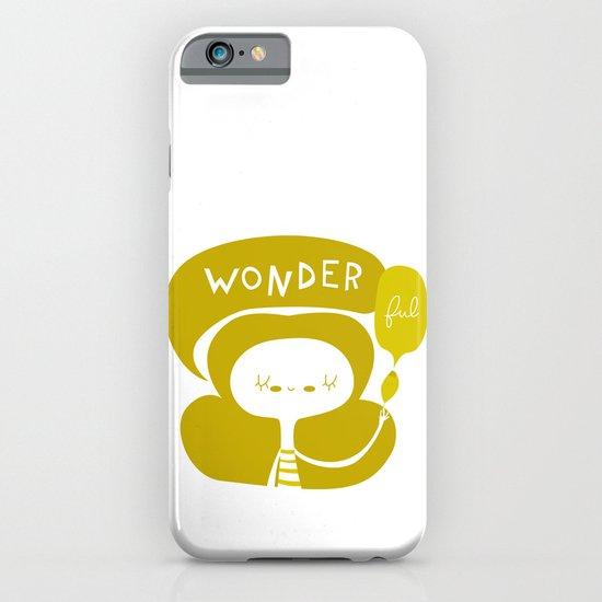 Wonder-ful iPhone & iPod Case