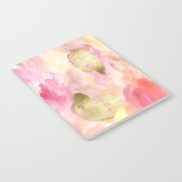 Gold Tulips Notebook