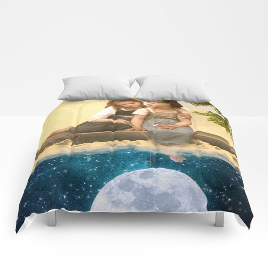 Catching Stars Comforters
