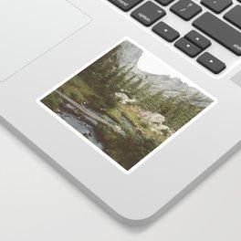 Dream Lake Creek Sticker