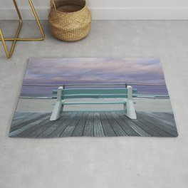 Jersey Shore Bench Rug