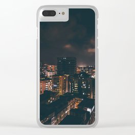 Caracas at Night Clear iPhone Case