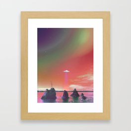 Homeland Framed Art Print