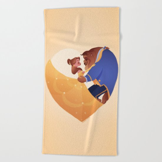 Certain as the sun Beach Towel