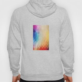 triangles  texture Hoody
