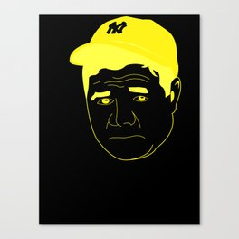 I __ Baseball Canvas Print