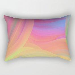 Sunrise Melody Rectangular Pillow