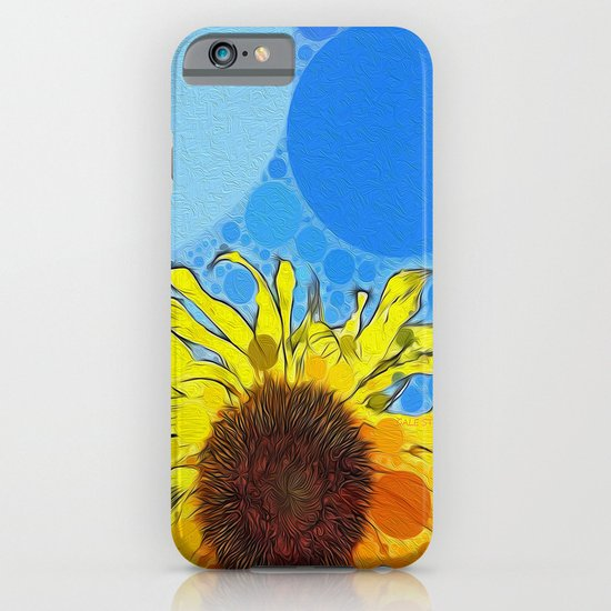 :: Nothin' But Blue Skies :: iPhone & iPod Case