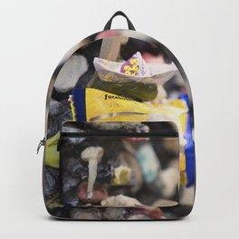 A Cool Gross Bubblegum Alley San Luis Obispo Backpack