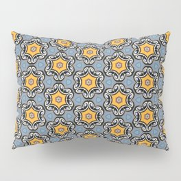 Butterfly Eyes Mosiac Pillow Sham