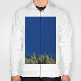 Crater Lake Blue II Hoody