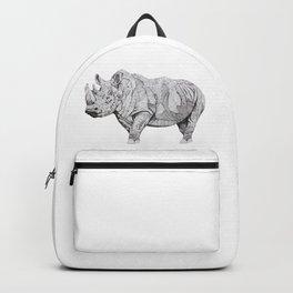 Northern White Rhino Backpack