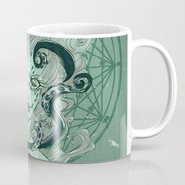 Miss Octopussy Coffee Mug