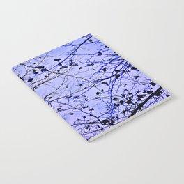 boughs ultraviolet Notebook
