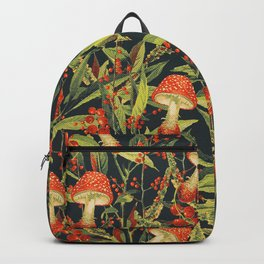 Vintage Garden 18 (Sacred Forest) Backpack