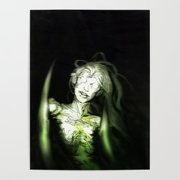 she's in the woods Poster