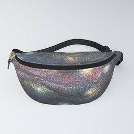 Starry Night 2 of 3 Fanny Pack