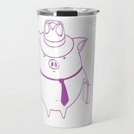 piggy 01 Travel Mug