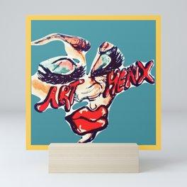 Vintage Heaux Mini Art Print
