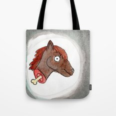 Lisa's Pony Tote Bag