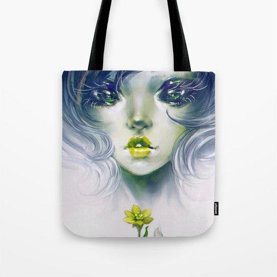 Quixotic - Alien or fairy? Tote Bag