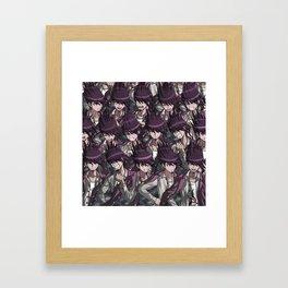 Kaito Momota Framed Art Print