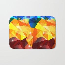 Polygon Ron Bath Mat