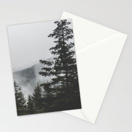 Misty Outdoors Stationery Cards