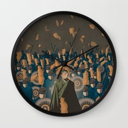 Hero's Journey Wall Clock