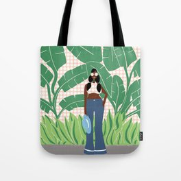 The Lovely Bambi Tote Bag