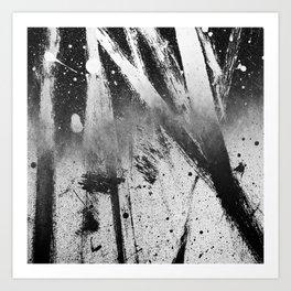 Abstract XX Art Print