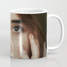 Freckle beauty Coffee Mug