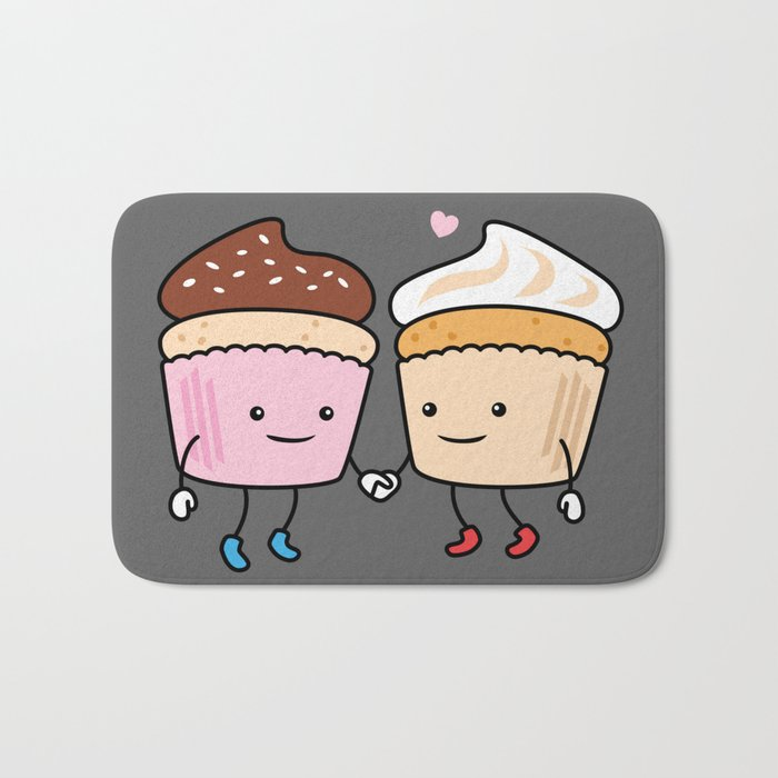 Sweet Friendship Bath Mat