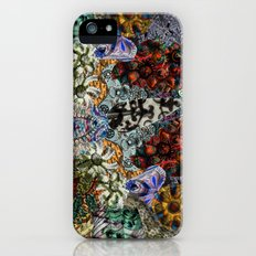 Psychedelic Botanical 15 iPhone (5, 5s) Slim Case