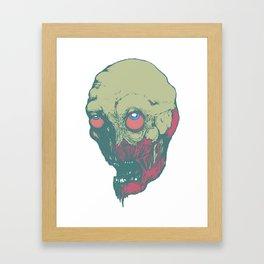 Guffaw Framed Art Print