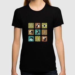 BJJ T Shirt, Brazilian Jiu Jitsu, Brasil, MMA, Mixed Martial Arts, Sensei Gift T-shirt