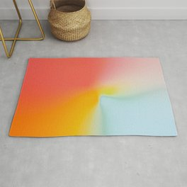 Abstract Gradient No. 12 Rug