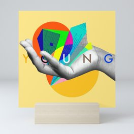 Young Again Mini Art Print