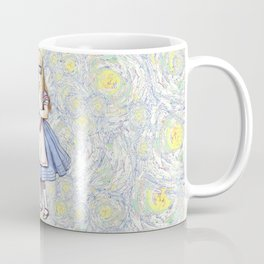 Trippy Alice Coffee Mug
