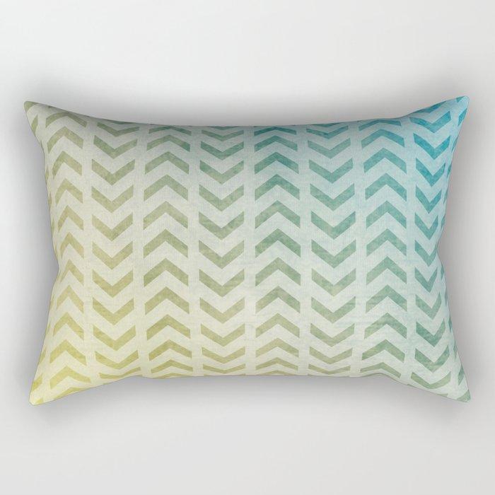 Aztec Pattern 05 Rectangular Pillow
