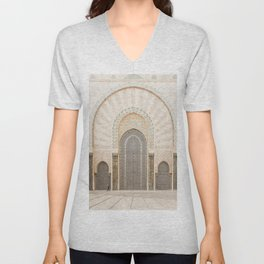A Different Perspective Unisex V-Neck