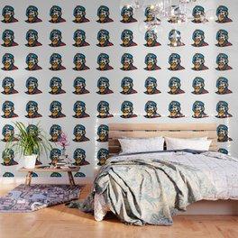 Highlander Mascot Wallpaper